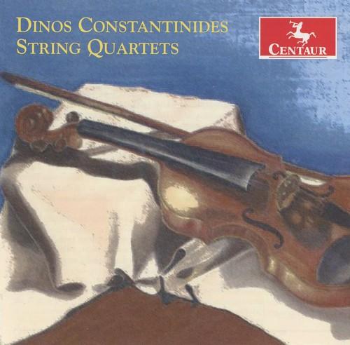Dinos Constantinides String Quarters
