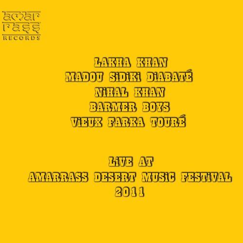 Live at Amarrass Desert Music Festival 2011 /  Various
