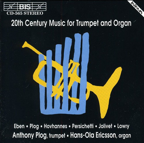 20th Century Music for Trumpet & Organ /  Various