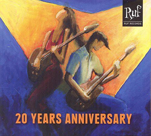 Ruf Records 20 Years Anniversary /  Various