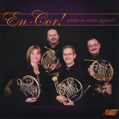 En Cor: American Horn Quartet
