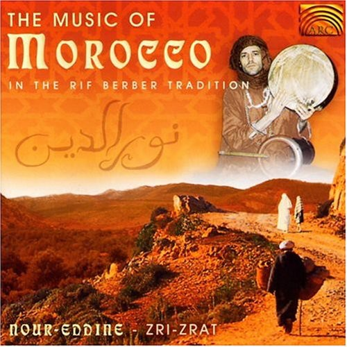 The Music Of Morocco: In The Rif Berber Tradition-Zri Zrat