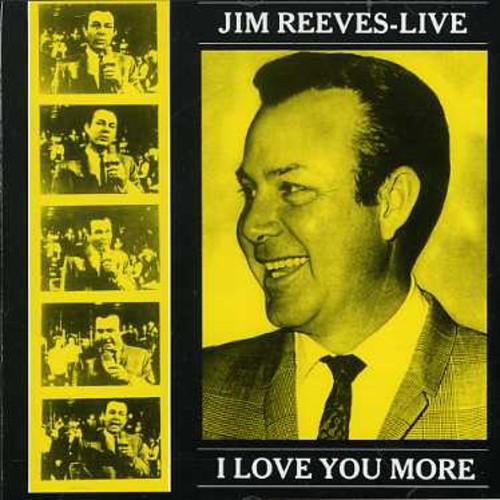 Live - I Love You More