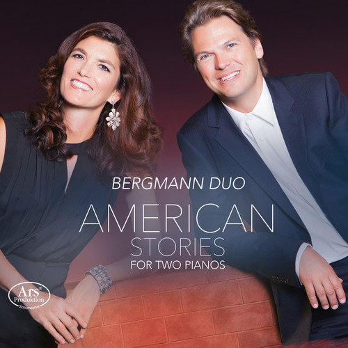 American Stories for Two Pianos