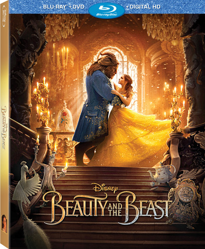 Beauty and the Beast [Blu-ray/DVD]