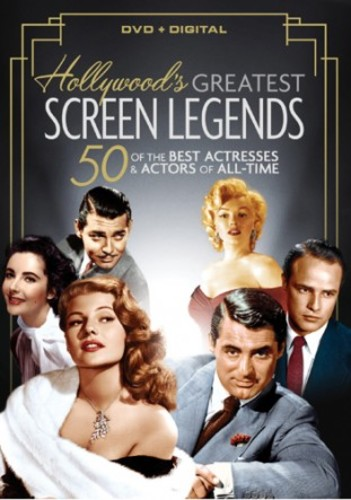 Hollywood's 50 Greatest Screen Legends