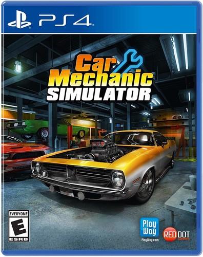Car Mechanic Simulator for PlayStation 4