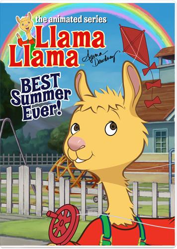 Llama Llama's Best Summer Ever!