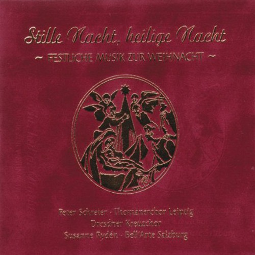 Silent Night Holy Night: Music for Christmas /  Various