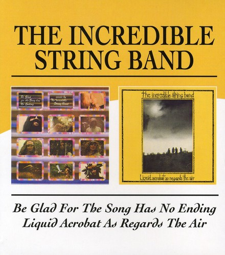 Be Glad for the Song Has No Ending /  Liquid Acrob [Import]