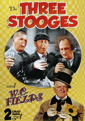 Three Stooges And W.C. Fields [1930-1949] [Tin Case]