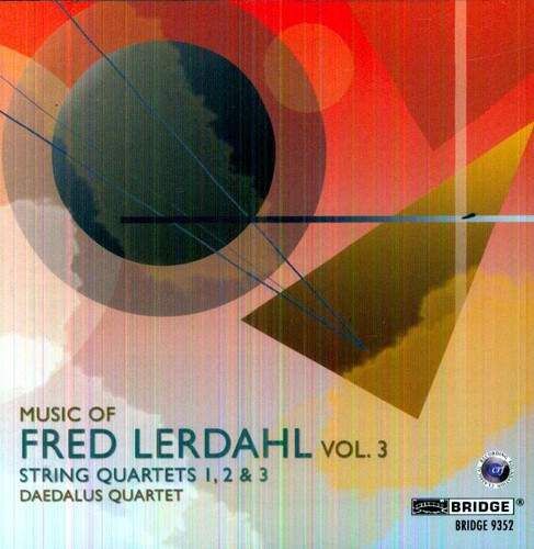 Music of Fred Lerdahl 3