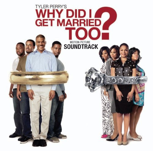 Various Artists-Why Did I Get Married Too? (Original Soundtrack)