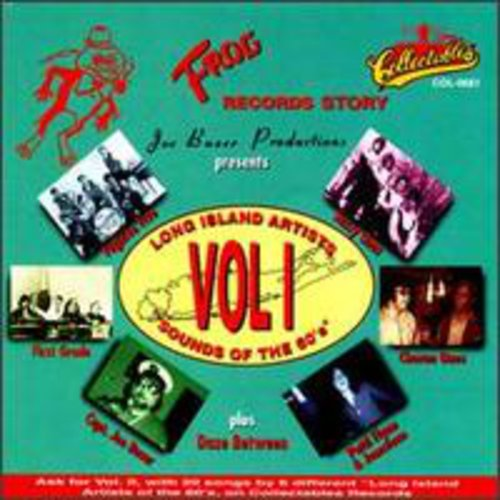 Frog Records Story 1: Long Island Artists /  Var