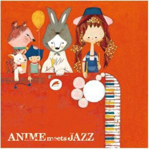 Anime Meets Jazz [Import]