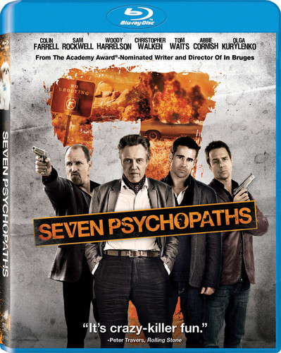 Seven Psychopaths [UltraViolet] [Blu-ray]