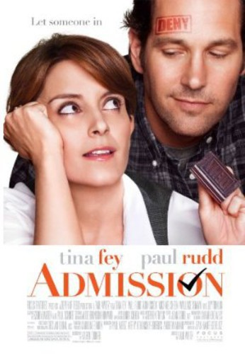 Admission [2 Discs] [UltraViolet] [Blu-ray/DVD]