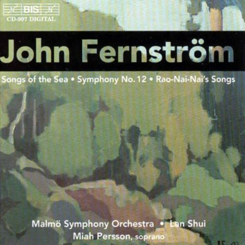 Songs of the Sea /  Sym #12 /  Chinese Rhapsody