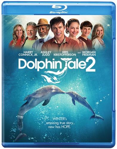 Dolphin Tale 2 [2 Discs] [UltraViolet] [Blu-ray/DVD]