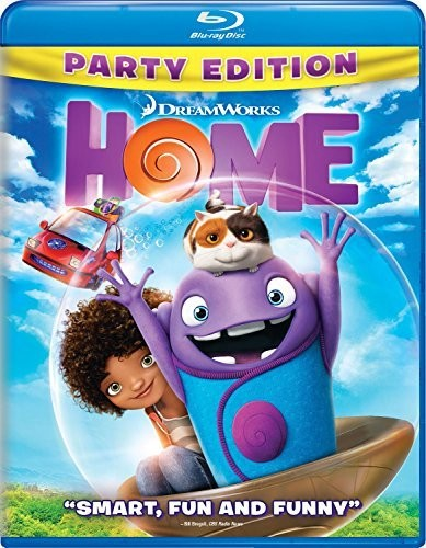 Home [Blu-ray/DVD] [Party Edition]