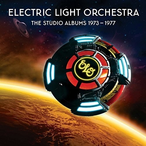 Elo ( Electric Light Orchestra )-Studio Albums 1973-1977