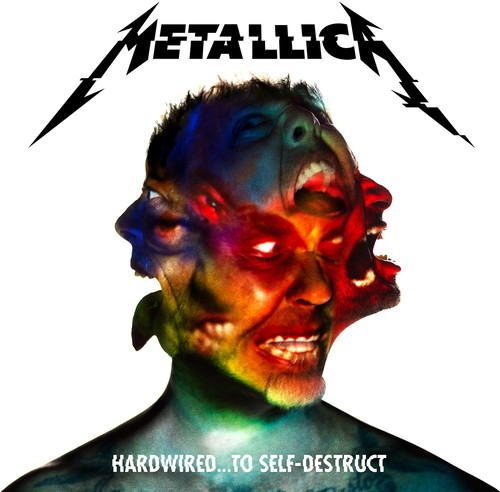 Metallica-Hardwired... To Self-Destruct