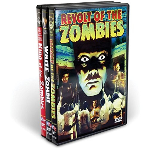 Classic Zombies From The Golden Age Of Horror