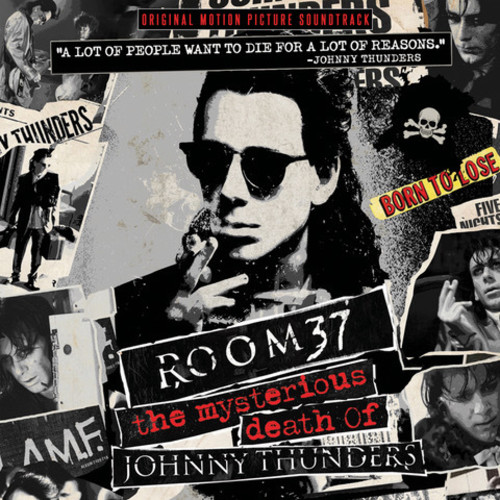 Room 37: The Mysterious Death Of Johnny Thunders (Original Soundtrack)