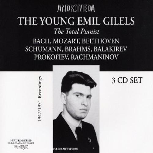 Emil Gilels-Rec 1947-51