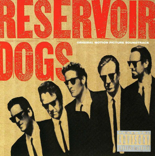 Various Artists-Reservoir Dogs (Original Soundtrack)
