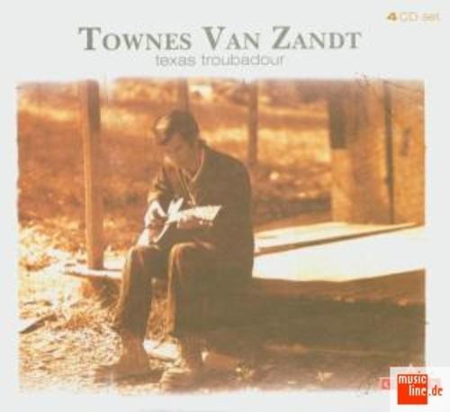 Townes Van Zandt-Texas Troubadour