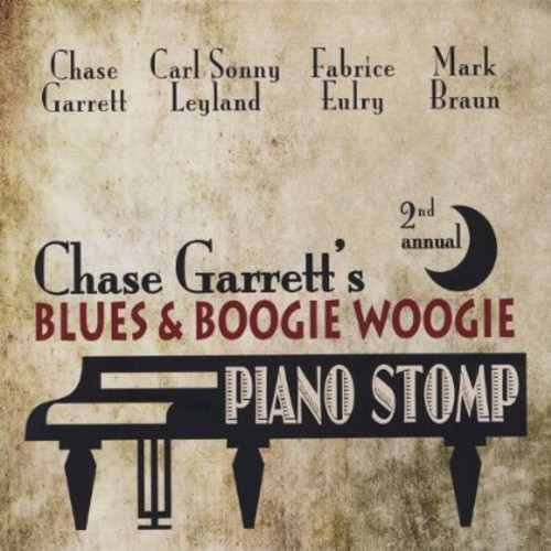 2nd Annual Blues & Boogie Woogie Piano Stomp /  Various