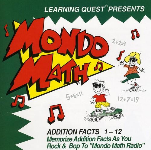 Mondo Math; Addition Facts 1-12