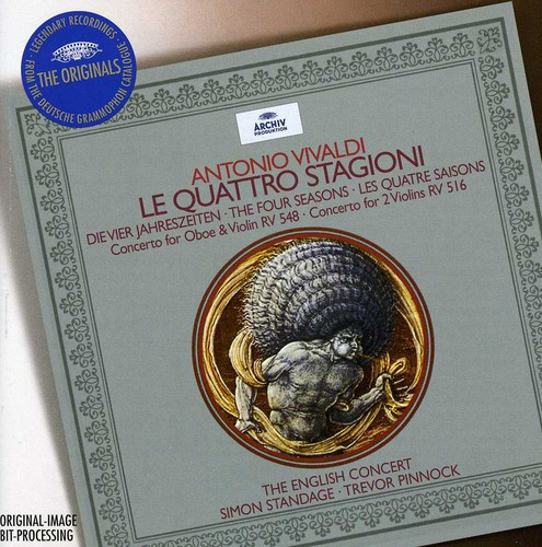 Four Seasons /  Concerto for Oboe