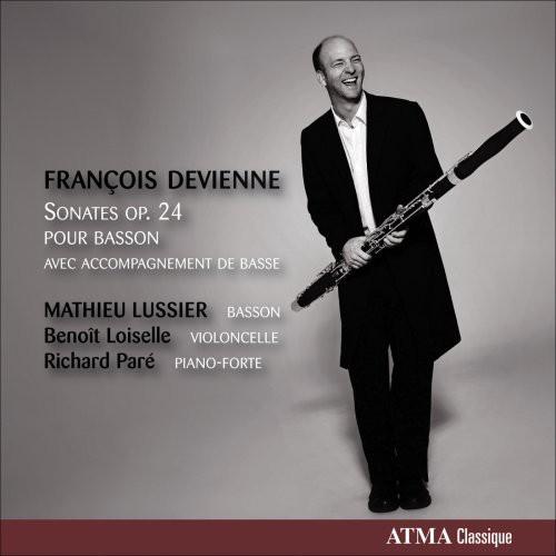 Sonates Op. 24 Pour Basson