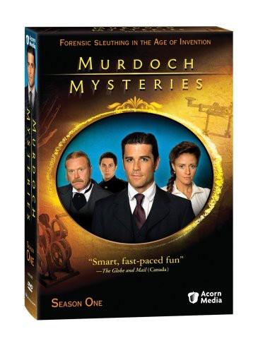 Murdoch Mysteries: Season 01