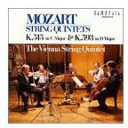 String Quintet in C Major K515