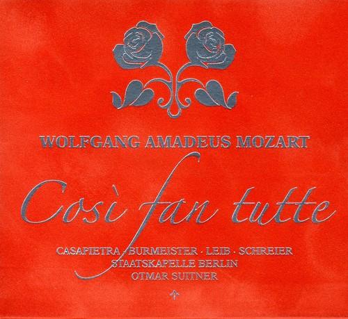 Cosi Fan Tutte (Complete)