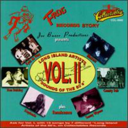 Frog Records Story 2: Long Island Artists /  Var