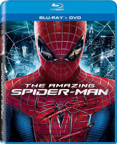 Amazing Spider-Man [3 Discs] [UltraViolet] [Blu-ray/DVD]