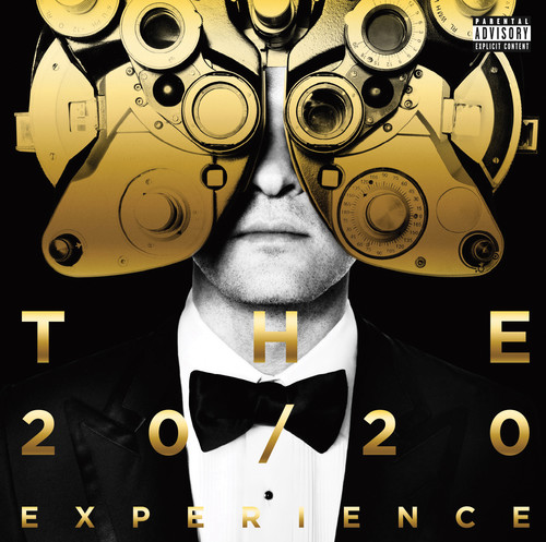 Justin Timberlake-THE 20/20 EXPERIENCE - 2 OF 2 [PA]