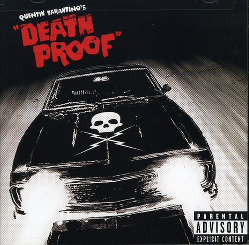 Various Artists-Death Proof (Original Soundtrack)