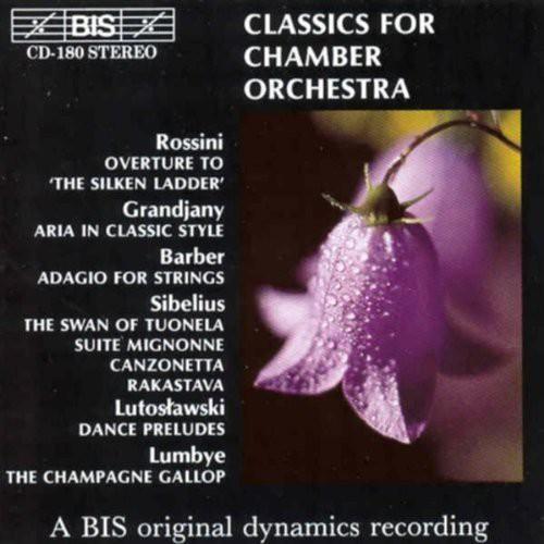 Classics for Chamber Music
