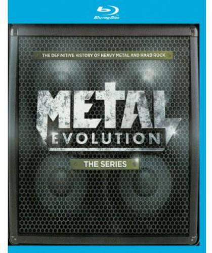 Metal Evolution [Import]