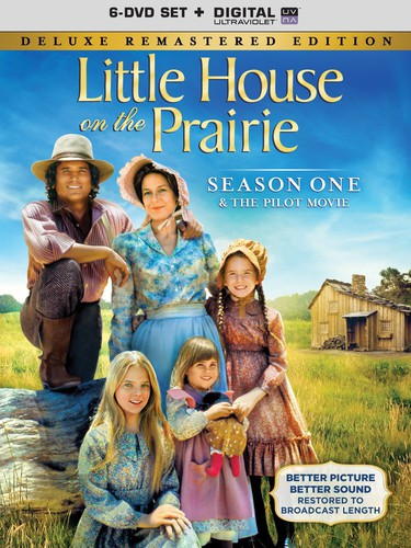 Little House on the Prairie: Season One [UltraViolet] [6 Discs]