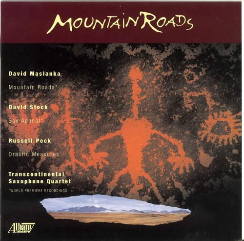Mountain Roads: American Music Saxophone Quartet