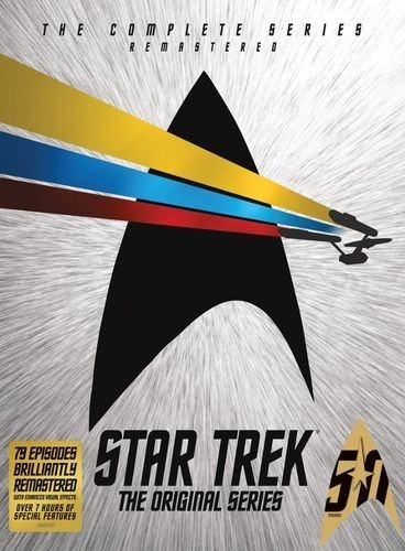 Star Trek: The Original Series: The Complete Series