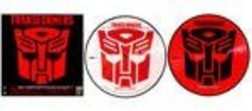 TRANSFORMERS ROLL OUT [EXCLUSIVE PICTURE DISC]