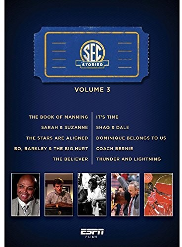 ESPN Films 30 for 30 - SEC Storied: Volume 3