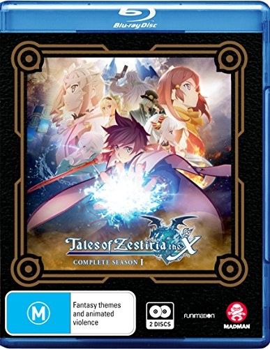 Tales Of Zestiria The X: Complete Season 1 [Import]